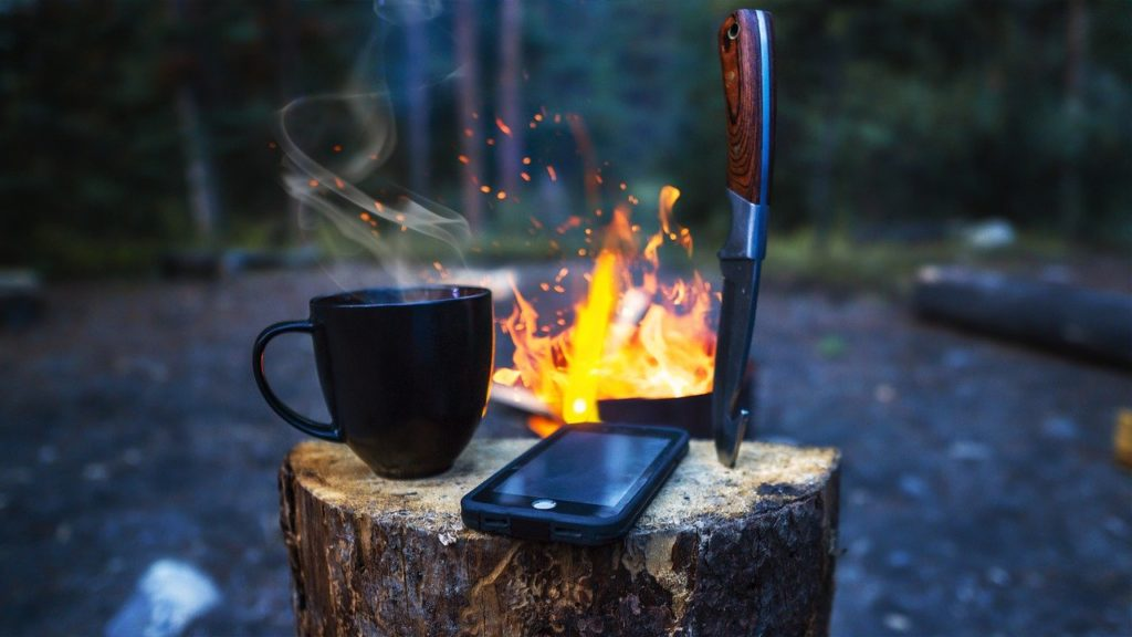 smartphone, outdoors, device
